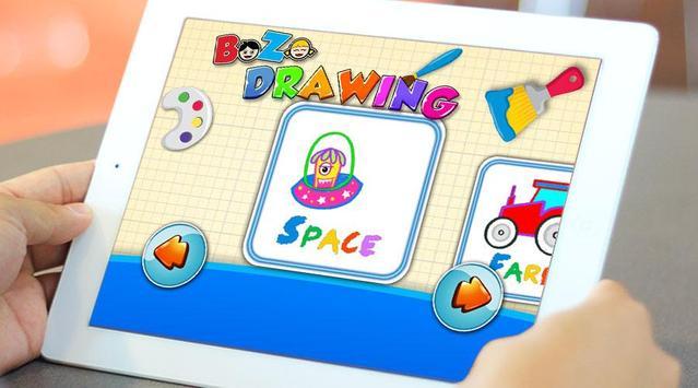 Bozo Drawing Free Games screenshot 10