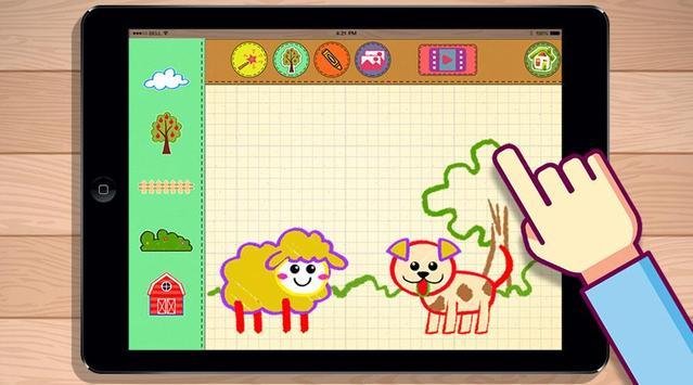 Bozo Drawing Free Games screenshot 2