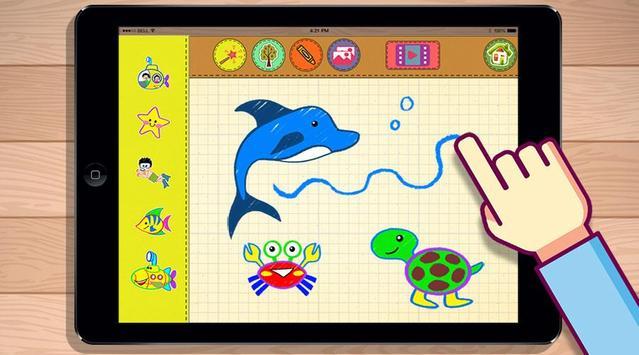 Bozo Drawing Free Games screenshot 3
