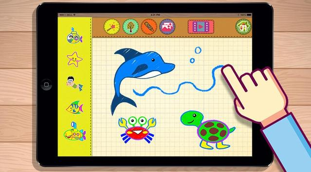 Bozo Drawing Free Games screenshot 9