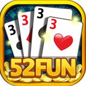 52Fun - Game danh bai doi thuong biểu tượng