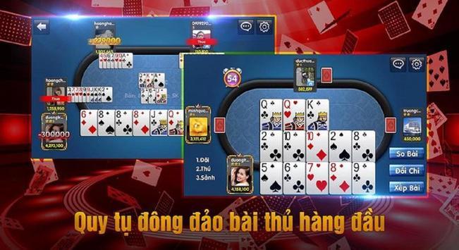 52Fun - Game danh bai doi thuong ảnh chụp màn hình 1