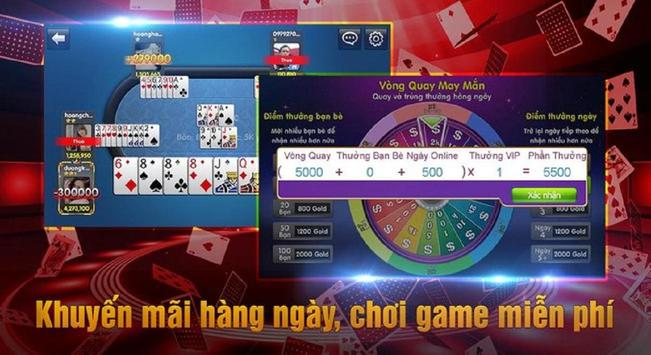 52Fun - Game danh bai doi thuong ảnh chụp màn hình 2
