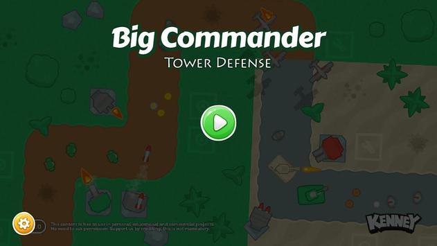 World War III - Great Commander TD apk screenshot