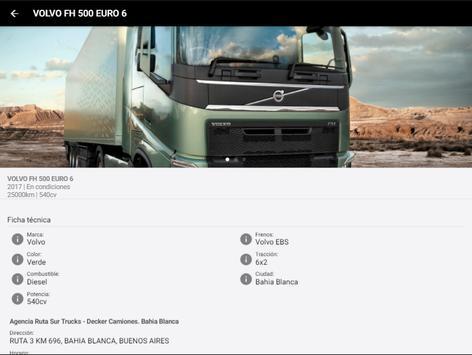 Decker Camiones screenshot 5