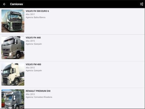 Decker Camiones screenshot 9
