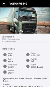 Decker Camiones screenshot 1
