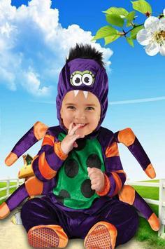 Cute Kid Costume poster