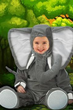 Cute Kid Costume screenshot 1