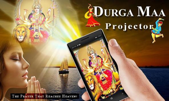 Durga Mata Projector Prank screenshot 1