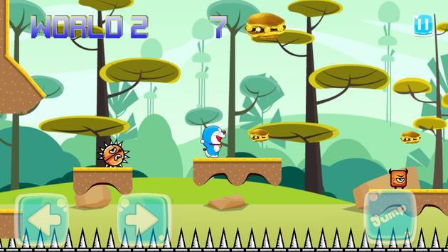 Adventure Doramon Runner poster