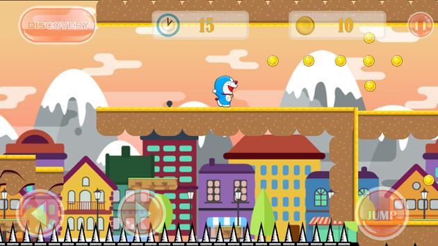 Adventure Doramon Runner apk screenshot