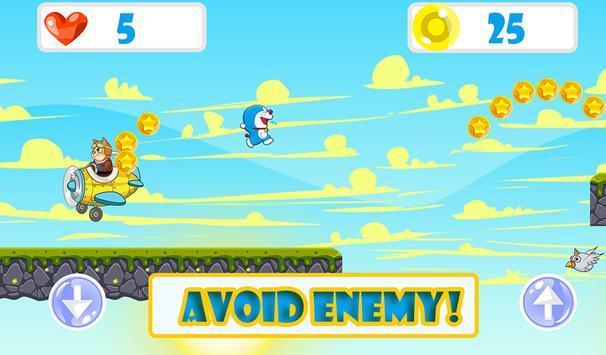 Doramon Adventure Run 2 screenshot 10