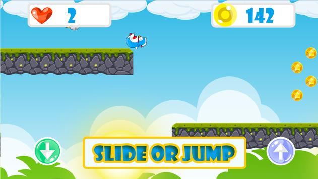 Doramon Adventure Run 2 screenshot 2
