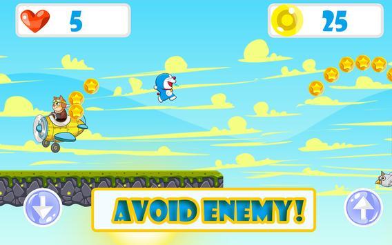 Doramon Adventure Run 2 screenshot 5