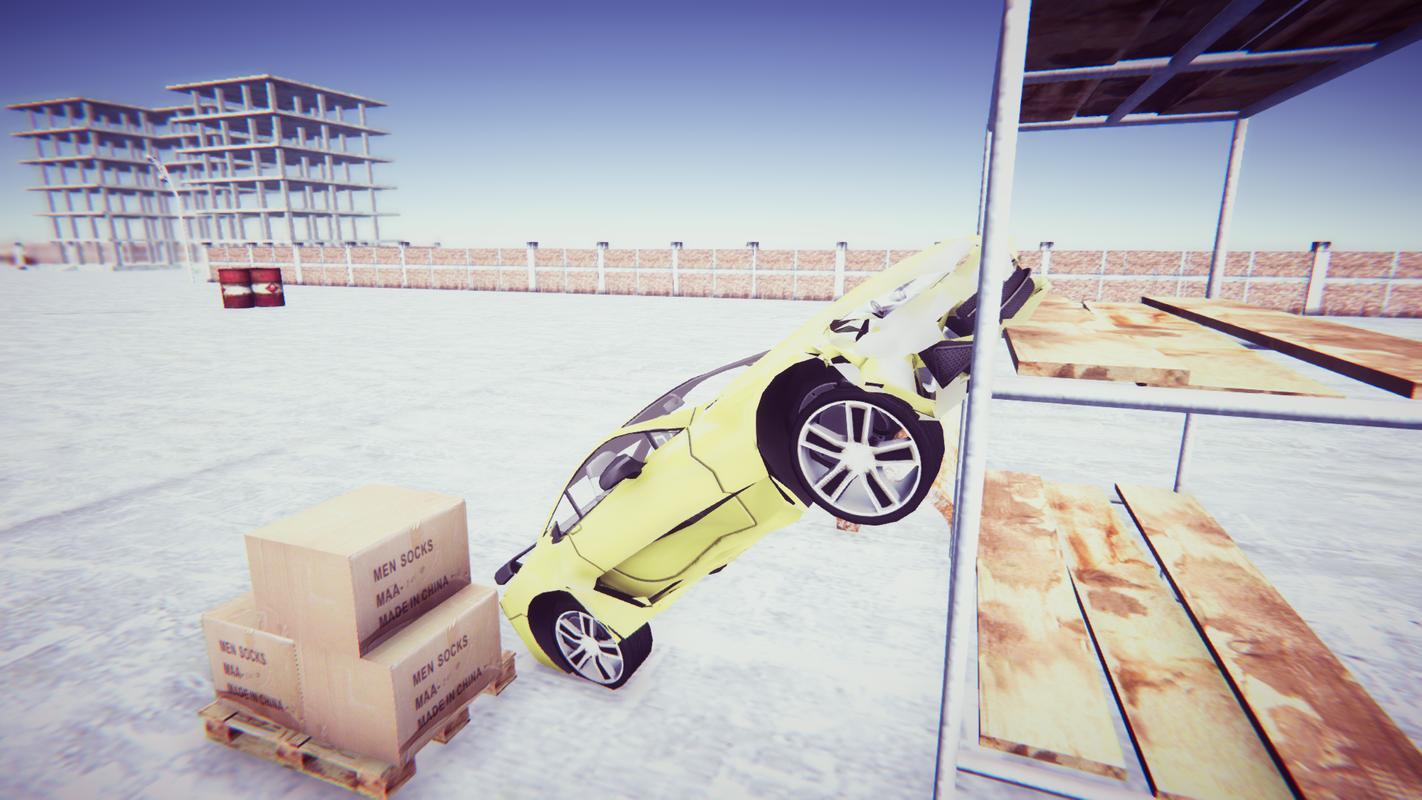 Fantastic Car Crash Simulation Software Component - Wiring Diagram ...