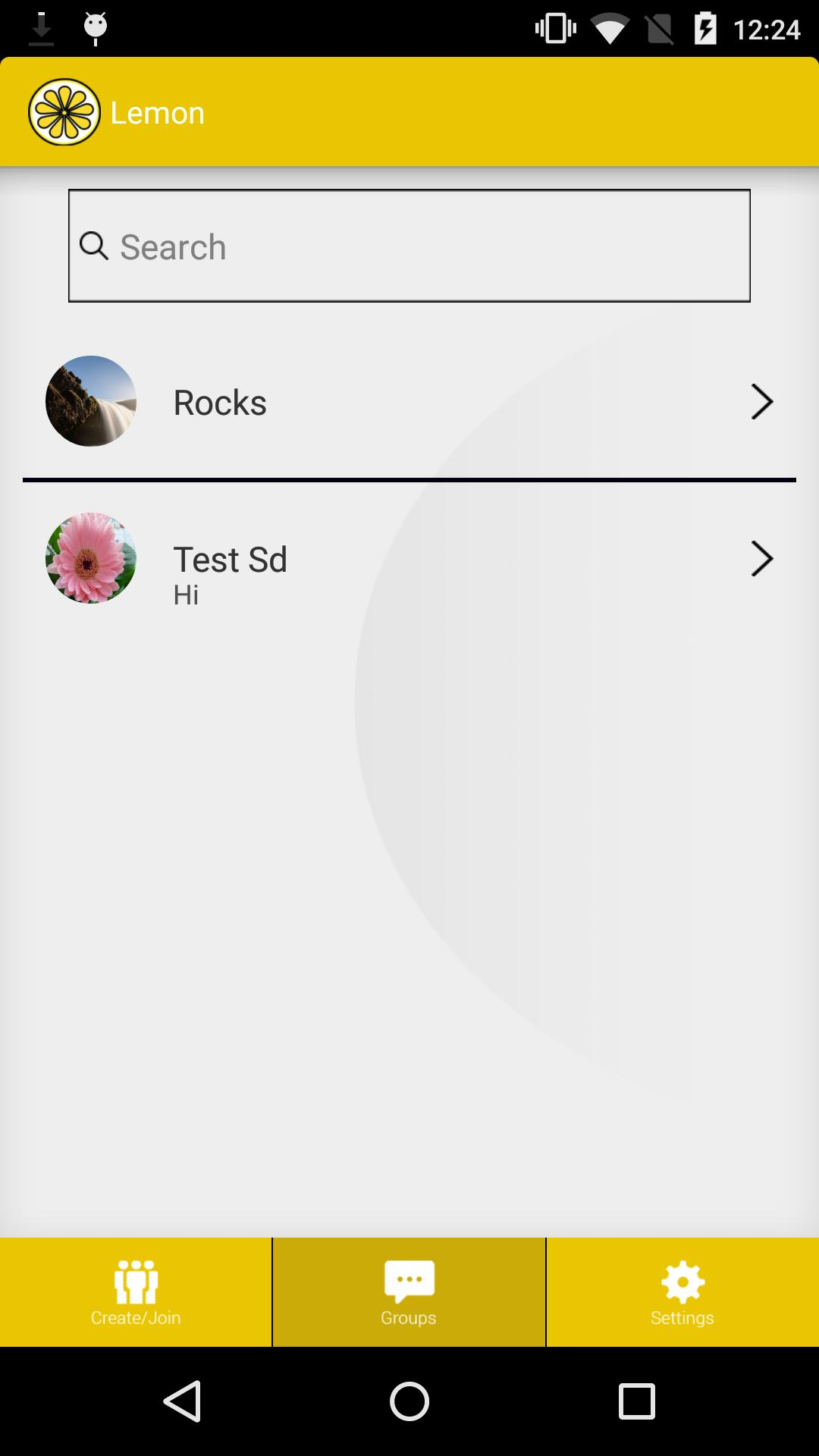 Lemon Group Messenger for Android - APK Download