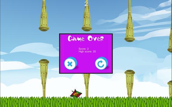 Flappy Douga STCE apk screenshot