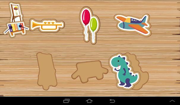 Baby puzzles screenshot 9