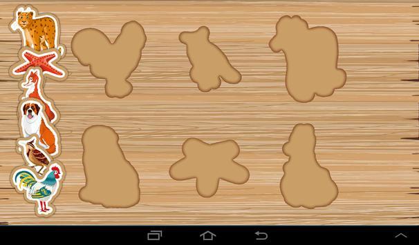 Baby puzzles screenshot 2