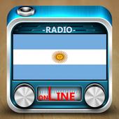 News radio stations Argentina icon