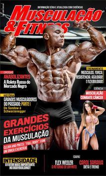 Revista Musculação & Fitness poster