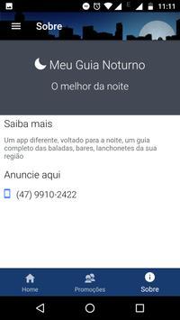Meu Guia Noturno apk screenshot