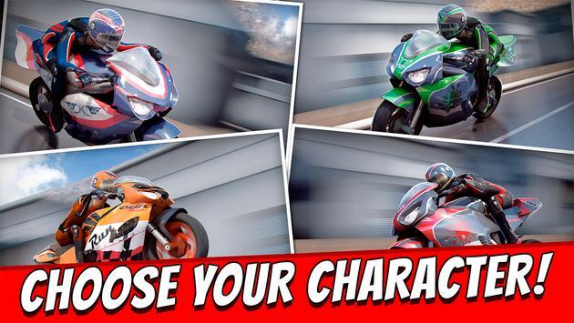 Jeu de Moto GP 2016 Gratuit 3D capture d'écran 11