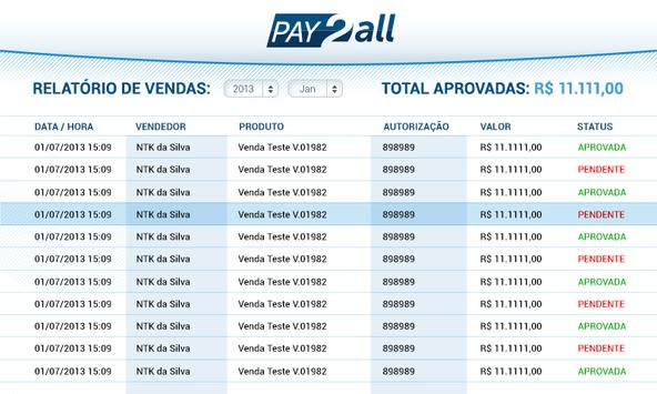 Pay2allLoja screenshot 5