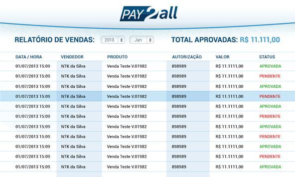 Pay2allLoja screenshot 2