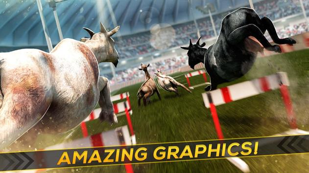 Athletic Goat - Stadium Race screenshot 7