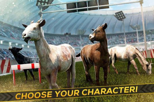 Athletic Goat - Stadium Race screenshot 2