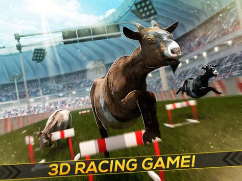 Athletic Goat - Stadium Race screenshot 3