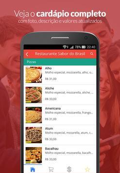 appedidos Delivery Online apk screenshot