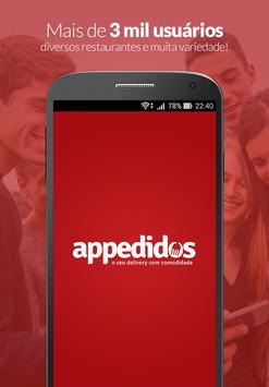 appedidos screenshot 7