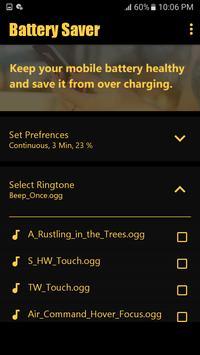 Battery saver – The ultimate battery Guard screenshot 4