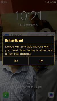 Battery saver – The ultimate battery Guard screenshot 5