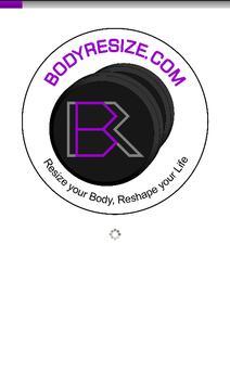 BodyResize poster