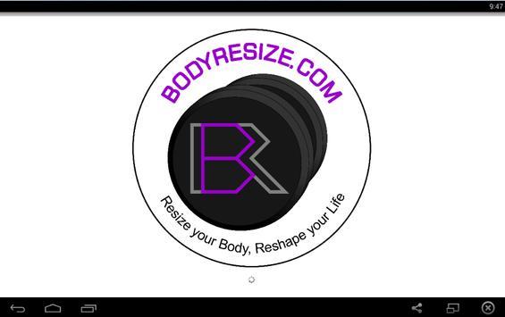BodyResize screenshot 2