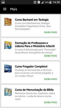 Cantor Cristão apk screenshot
