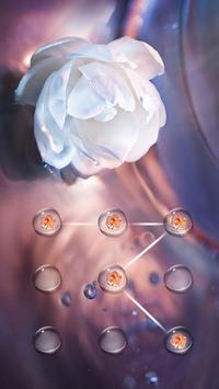 Flower Theme For AppLock poster