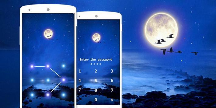 Night Theme For AppLock apk screenshot