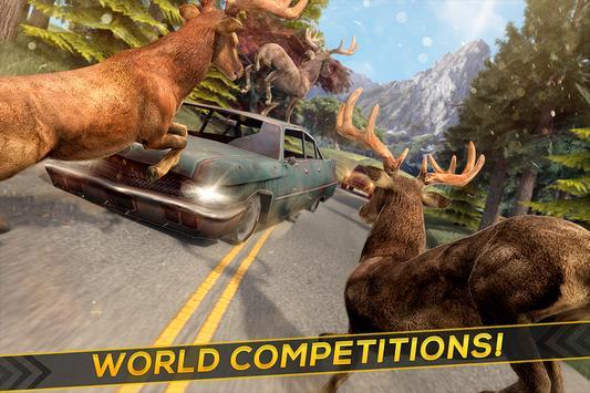 Deer Simulator 2016: Kids Game apk screenshot