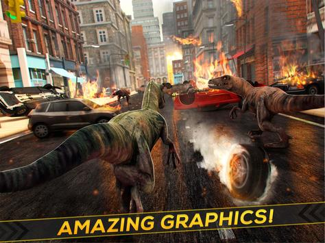 Dinosaur Jurassic Destruction screenshot 4
