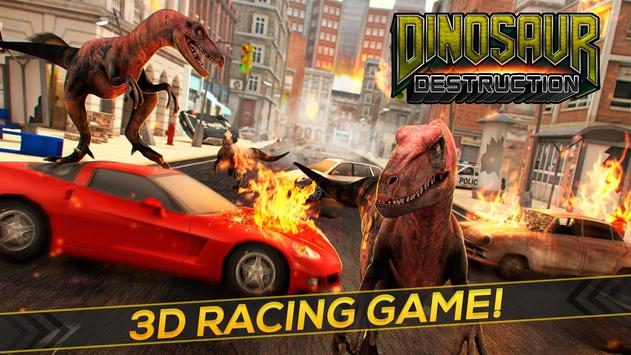 Dinosaur Jurassic Destruction screenshot 6