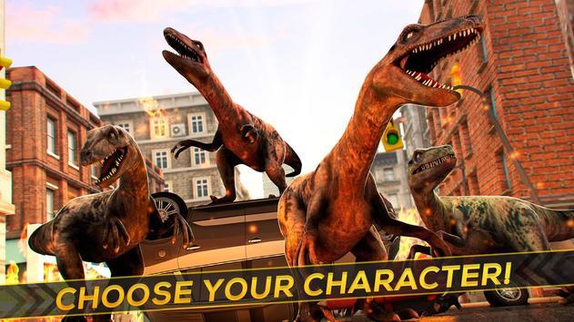 Dinosaur Jurassic Destruction screenshot 8