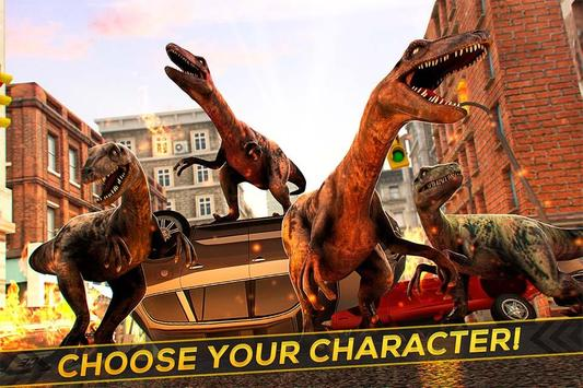 Dinosaur Jurassic Destruction screenshot 2
