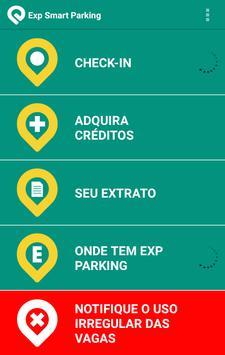 Exp Smart Parking apk screenshot