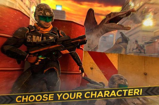 FPS Dinosaur Hunter Shooter screenshot 2