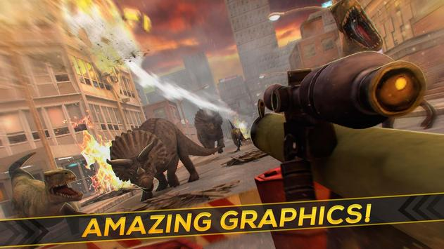 FPS Dinosaur Hunter Shooter screenshot 7